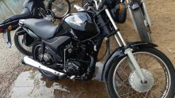 Fan 125cc pedal 2013 perfeito estado - 2013