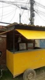 Trelher amarelo