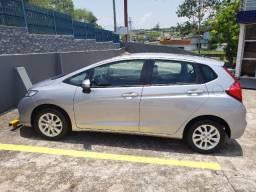 Honda FIT-LX Carro Extra!!!Super Novo!