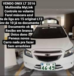 GM ONIX LT 1.0 2016