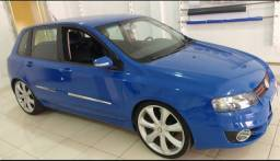 Fiat stilo 1.8 8 v 2009 quitado legalizado