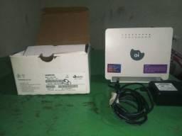 Modem e Roteador WiFi Sagencom - Fast 2705