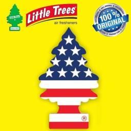 Aromatizantes little trees EUA