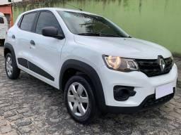 Renault Kwid Zen 2019 único dono, carro sem detalhes
