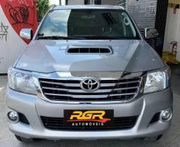 Toyota Hilux SRV RELÍQUIA