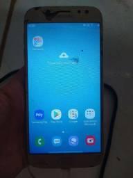 Samsung J5 Pro tela trincada