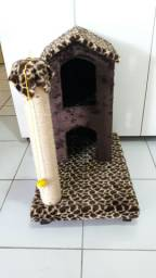 Arranhado para gato duplex