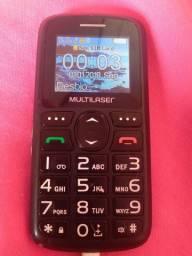 Vendo celular multilazer valor 50 reais contato *