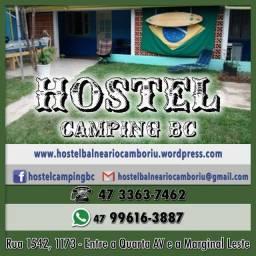 Hostel Camping BC