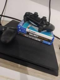 PS4 super novo, completo e tudo original