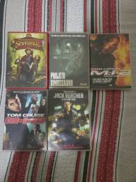Dvds originais por 5 reais cada