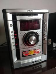 Aparelho de som SONY 550W RMS
