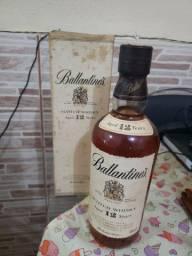 Whisky Ballantines 12 anos Original