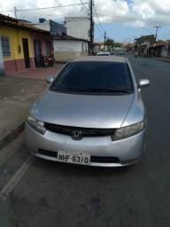 Vendo Civic 07/07 LXS