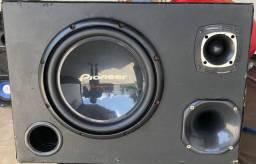 Caixa de som Pionner / Powerone