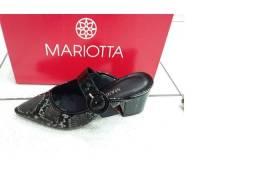Sapato mariota feminino bico fino frete gratis