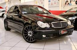 Mercedes c230 v6 Completo 2006 financiamento em ate 60x