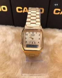 Relógio Casio a prova dágua