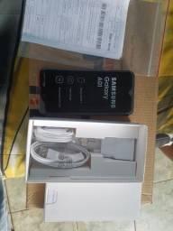 Samsung Galaxy a 01 32gb na caixa