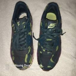 Tênis Nike Air Max Camuflado