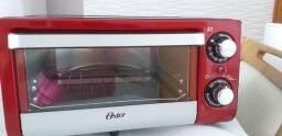 Forno Elétrico Oster Compact Vermelho