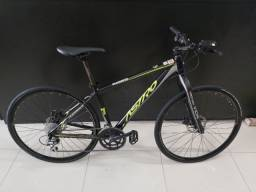 Bicicleta Híbrida 18 velocidades Shimano