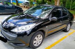 Peugeot 207 Passion XR Sedan Flex Preto