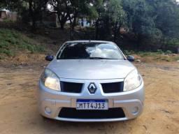 Renault sandero 10/11 completaço!!!
