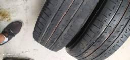 vendo 2 pneus 195/65/15 160,00 cada