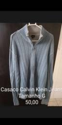 Casaco, Jaqueta e Camisas de Manga Comprida
