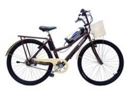 Vende-se uma bicicleta elétrica.