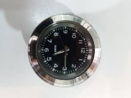 R$ 50 Relógio guidão para moto a prova de água
