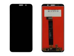 Tela Frontal Touch + Lcd Motorla E6/ E6 Play
