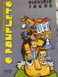 Livro Detetive Siqueira em O PANFLETO