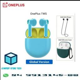 OnePlus TWS - Bluetooth 5.0 - Apt-X HD - Android e iOS
