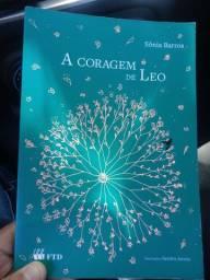 Livro: a coragem de leo