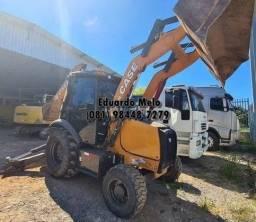 Vende-se Retro Escavadeira Case 580n