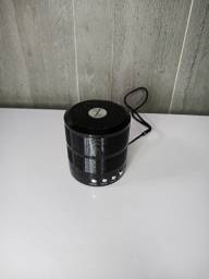 Nova Caixa De Som Portátil Speaker Ws-887 Pendrive Usb Sd Radio - 3
