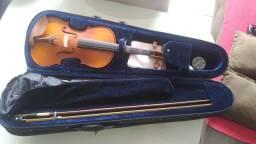 Violino usado de ótima qualidade