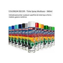Tinta Spray Decor Colorgin 360ml