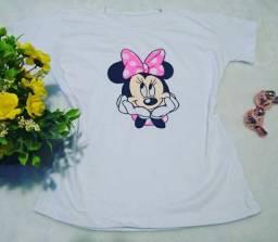 Promoção de T-shirts