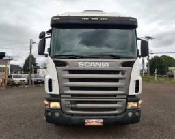 G380 Scania / Carta de crédito