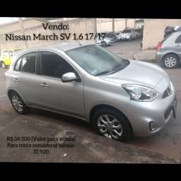Nissan March SV 1.6 17/17