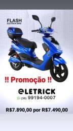 bicicleta elétrica Flash