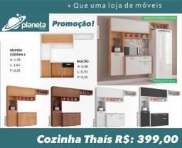 armário de cozinha Thais em promoção