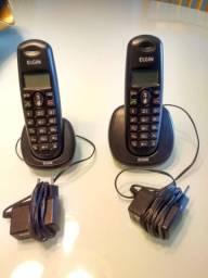 Telefone sem fio Elgin