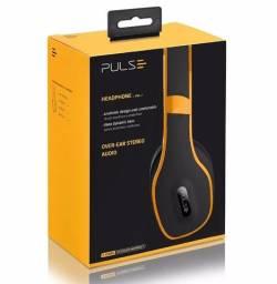 Fone Bluetooth Pulse PH151 - novo, 3 anos de garantia