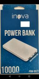 Carregador portátil Power bank inova 10000mah pow-8523