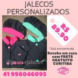 JALECOS PERSONALIZADOS