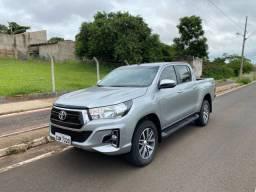 Toyota Hilux 2.8 SRV 2020 4x4 Diesel
